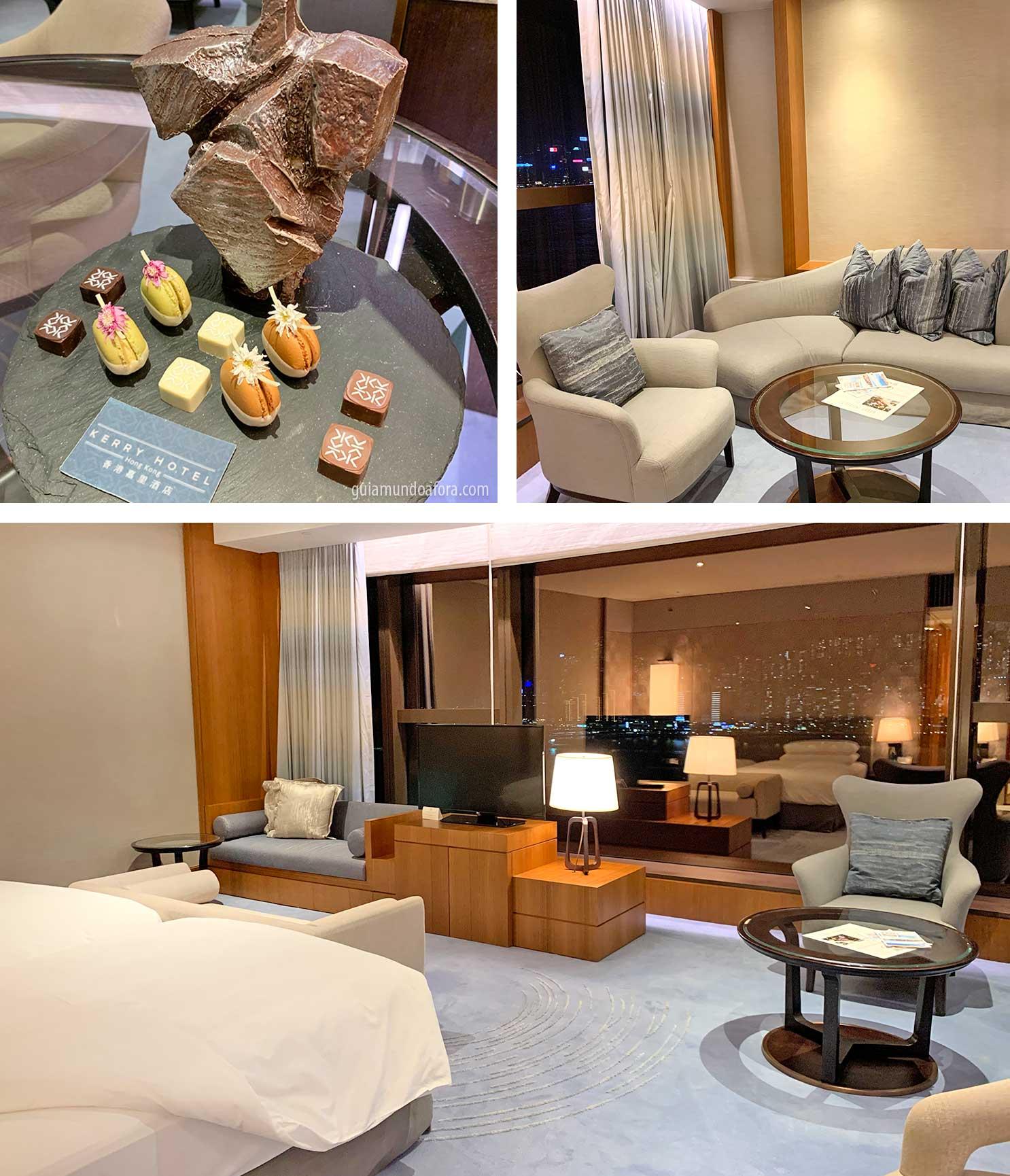 quartos Kerry Hotel