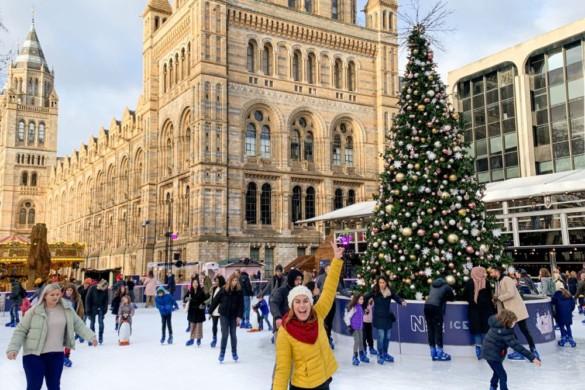 Natal em Londres – dicas para curtir a cidade em Dezembro!