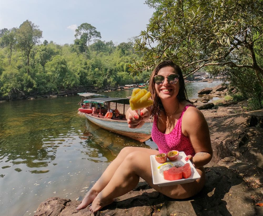 4 Rivers Floating Lodge natureza