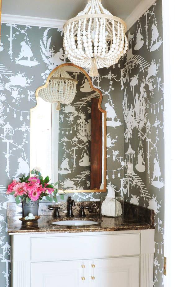 Bathroom Vintage Decor Ideas