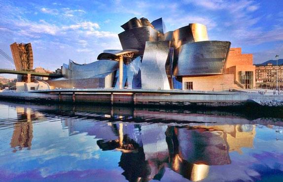 imágenes de la ciudad de Bilbao