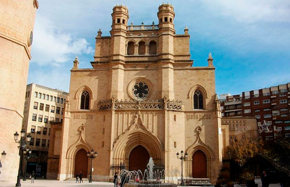 images of the city of Castellon