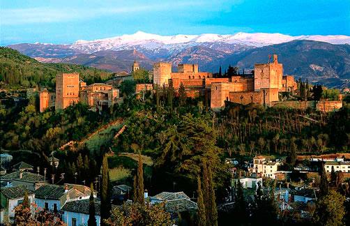 images de la ville de Granada