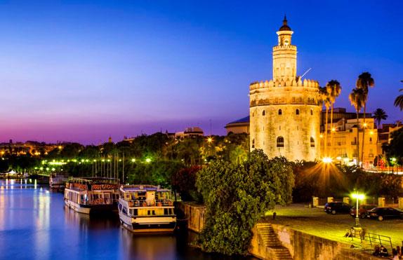 images de la ville de Sevilla