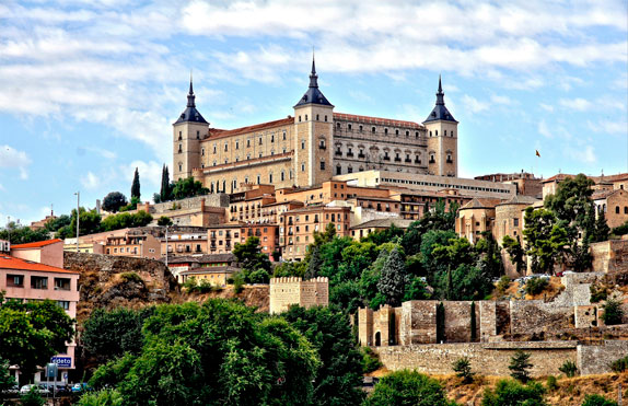 images of the city of Toledo