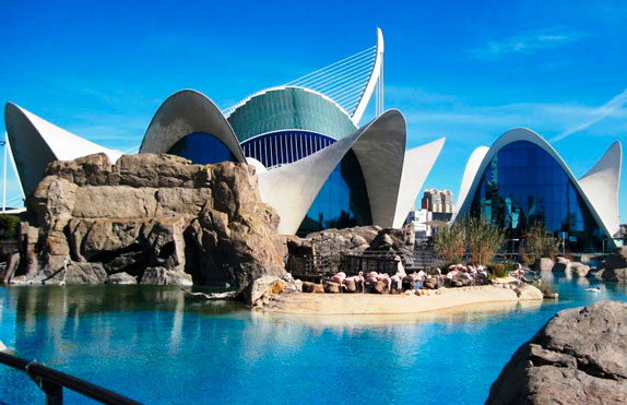 images of the city of Valencia