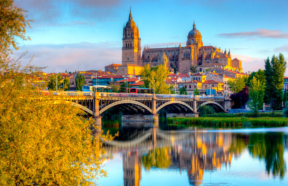 images of the city of salamanca
