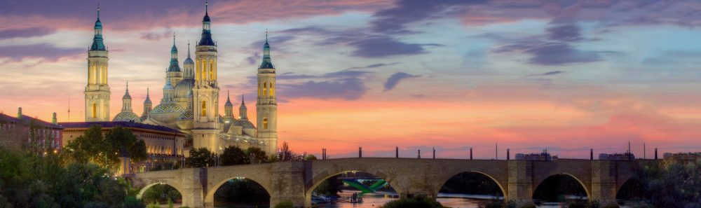 images de la ville de sl-Zaragoza