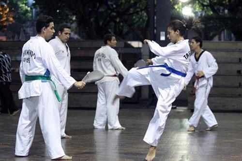 Taekwondo _ Antônio Pinheiro