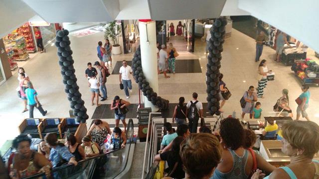Mall Black Friday Patio ALcantara