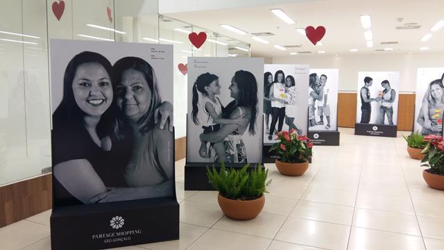 Dia das Mães no Partage Shopping São Gonçalo.
