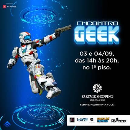 Encontro Geek