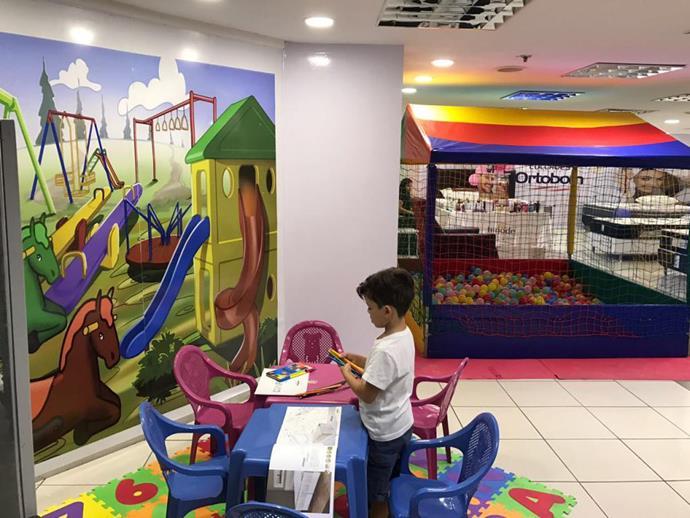 Ortobom Feirão no Plaza