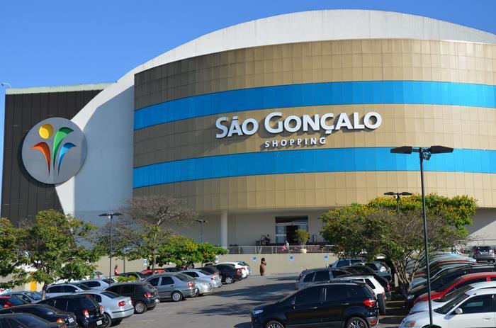 Shopping São Gonçalo Shopping