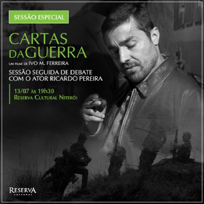 Super Quinta no Reserva Cultural terá presença de ator português