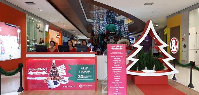 Partage Shopping São Gonçalo sorteia 30 hoverboards neste Natal
