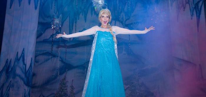 A Rainha do Gelo (Frozen)