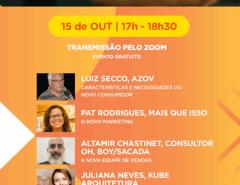 Voa Varejo: palestras gratuitas com estratégias para alavancar as vendas na Black Friday e Natal