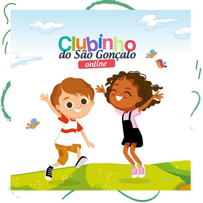 São Gonçalo Shopping promove Clubinho de Férias Online com atividades infantis