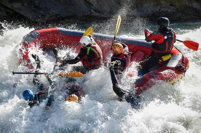 Resultado de imagen para rafting