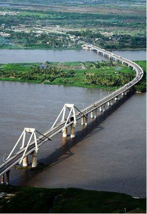 Recuperación del río Magdalena Barranquilla
