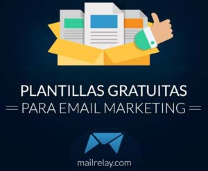 Plantillas gratuitas email marketing