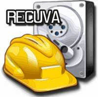 Recuperación de datos Recuva