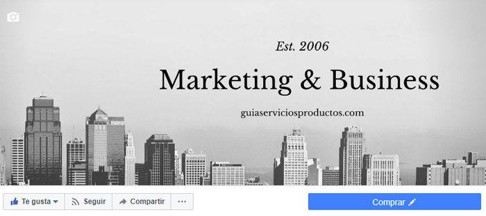 Conseguir clientes en Facebook