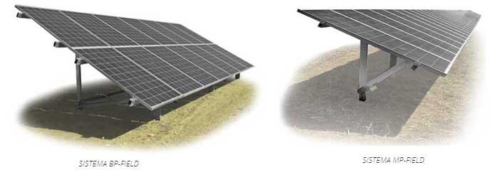 Placas Huertas Solares