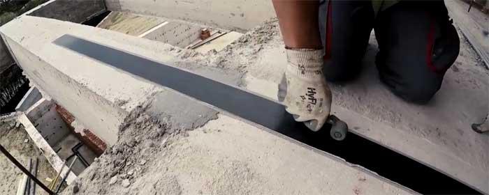 Refuerzo estructural de viga de hormigón