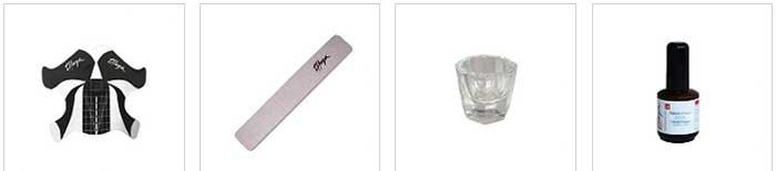 Productos manicura y pedicura