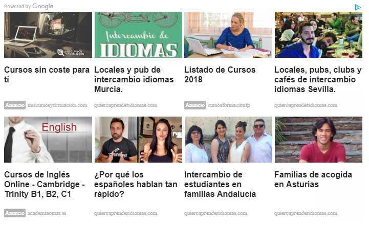 Publicidad Nativa Google