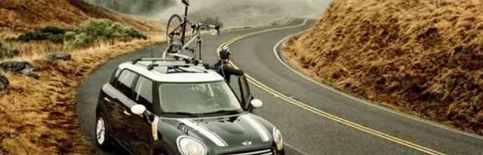 Remolque techo para bicicletas
