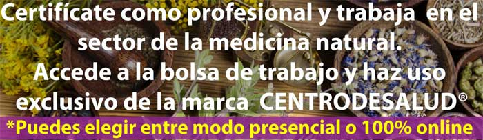 Técnico en Naturopatía