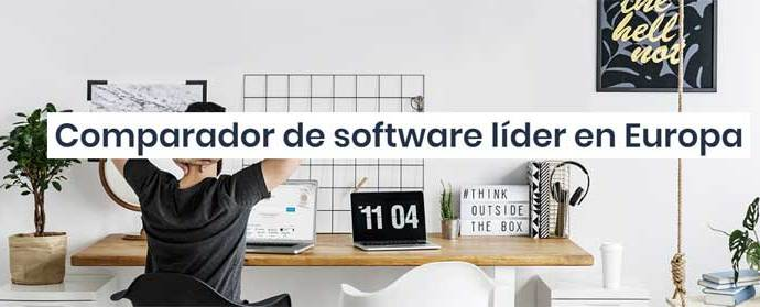 Comparador Software Europa