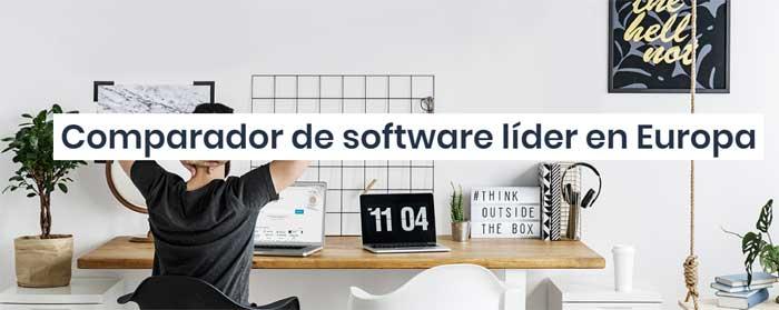 Comparador Software Europa