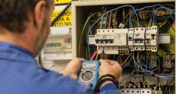 Mantenimiento sistemas eléctricos