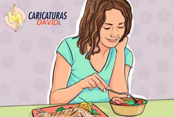 Caricaturas David