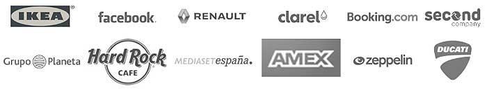Empresas que confían en Entrenemos