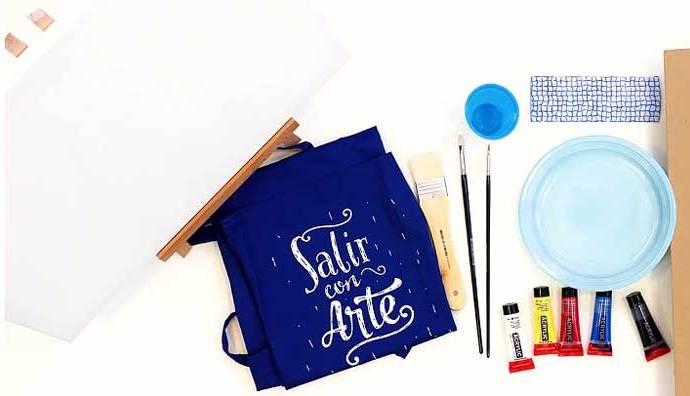 Packs salir con arte