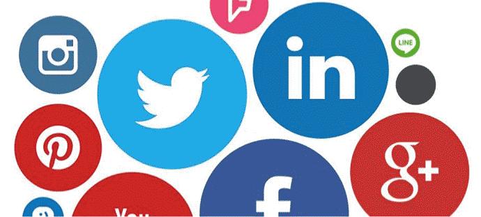 Principales redes sociales