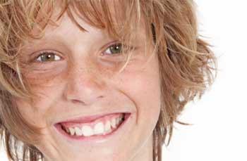 Higiene bucal adolescentes