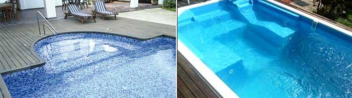 Recubrimientos piscina