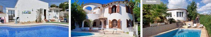 Villa en Benissa Alicante