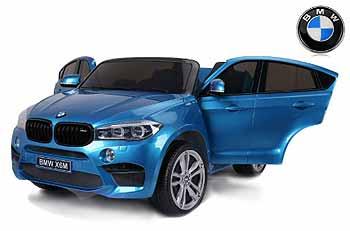 Coche eléctrico infantil BMW