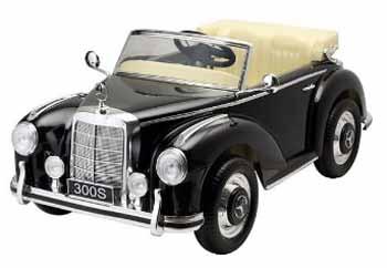 Coche eléctrico infantil Mercedes Benz