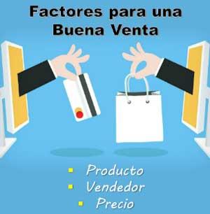 Factores para una buena venta