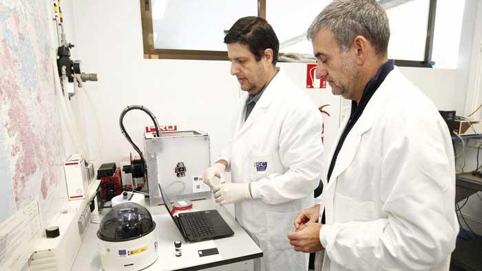 Medir y mitigar el gas radón