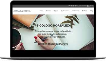 Posicionamiento web psicología