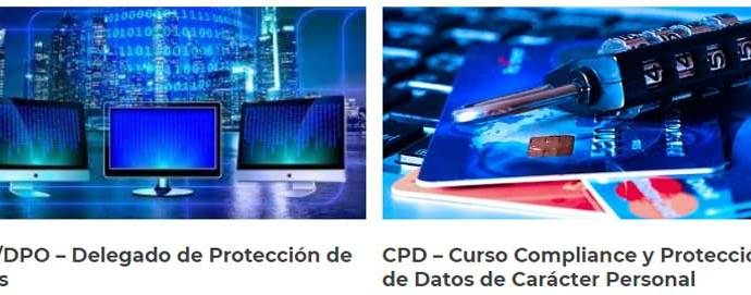 Cursos DPD DPO Compliance Officer